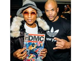 Superstar Experience: Pharrell Williams Surprises Highschool Artists 13