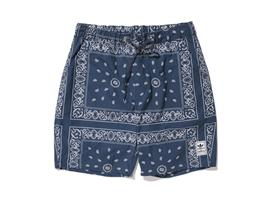 NH Bandanna Short Front Navy