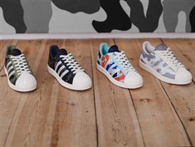 adidas Originals Superstar Camo Pack 12