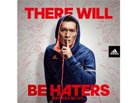 THERE WILL BE HATERS2 TOP