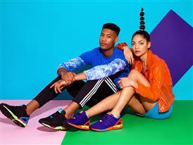 adidas Originals ZX FLUX GÇô I Want I Can Pack Lookbook
