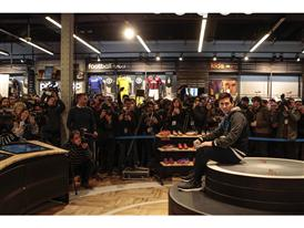 Messi - Barcelona Store Event