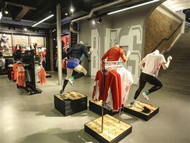 adidas store Barcelona 66