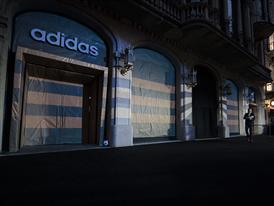 adidas store Barcelona 72