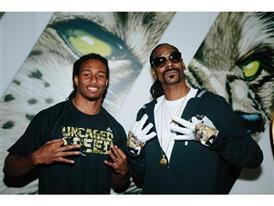 Trae Waynes, Snoop Dogg adidas