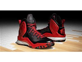 D Rose 5 Boost Black Hero H