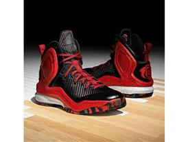 D Rose 5 Boost Black Hero Sq