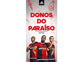 adidas launches Flamengo's new jersey 1