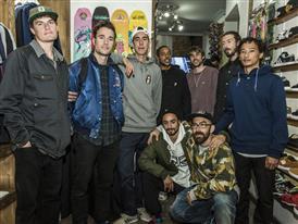adidas Amigos Skate Shop 11