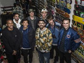 adidas Amigos Skate Shop 19