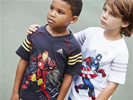 adidas Marvel Avengers Spring-Summer
