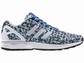 adidas Originals ZX FLUX Prism Weave Pack 5