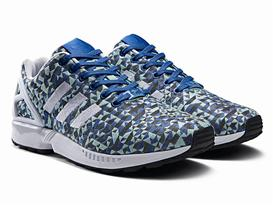 adidas Originals ZX FLUX Prism Weave Pack 6