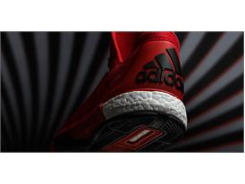 Crazylight Boost 2015 Vivid Red Detail 1 H (D69508)