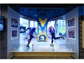 adidas and B.A.A. Officially Open RunBase 5