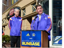 adidas and B.A.A. Officially Open RunBase 36