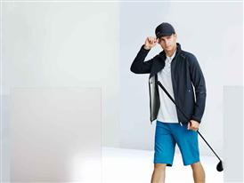 Porsche Design Golf Campaign Men 1