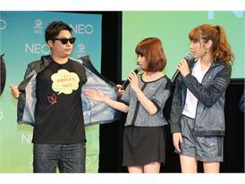 ペアルックTシャツ 04