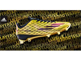 adidas adizero 5-Star Gold - Navy