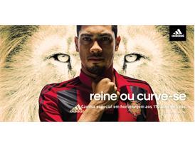 Reine ou Curve-se: conheça a camisa especial em homenagem aos 110 anos do Leão