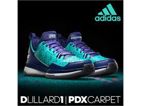 adidas D Lillard 1 PDX Carpet 10