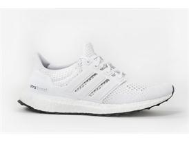 Triple-White Ultra BOOST 9