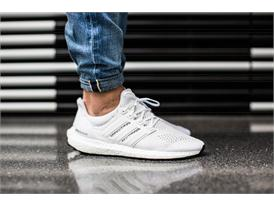 Triple-White Ultra BOOST 2