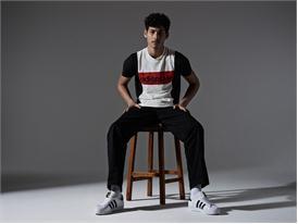 Adidas Vintage 8