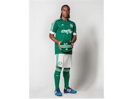 Palmeiras apresenta novo uniforme