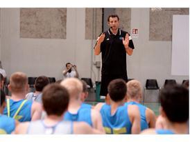 Theodoros Papaloukas adidas Eurocamp2015 day2