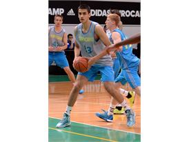 Omer Yurtseven adidas Eurocamp2015 day2
