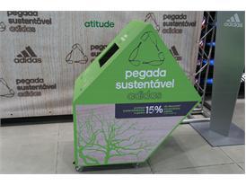 Coleta Pegada Sustentável