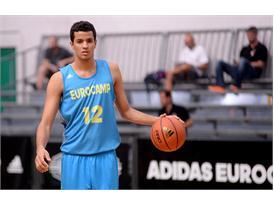 Lucas Dias Silva adidas Eurocamp2015 day3