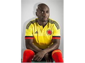 Camiseta de la Selección Colombia para la Copa América 2015 1