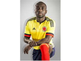 Camiseta de la Selección Colombia para la Copa América 2015 2
