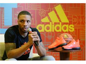adidas Damian Lillard Take on Summer Tour in Shanghai, China 7