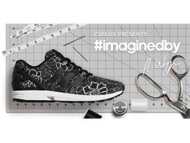 adidas Originals ZX Flux Draft Day