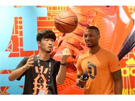 adidas Damian Lillard Take on Summer Tour in Shanghai Day 2, 3