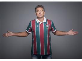 Nova camisa Fluminense