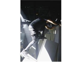 adidas Originals GÇô Tubular SS16 Performance at Paris Fashion Week  (6)