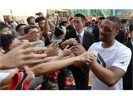 adidas Damian Lillard Take on Summer Tour in Guangzhou, China, 1