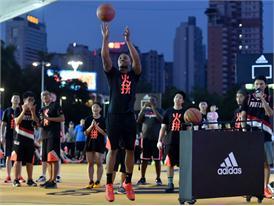 adidas Damian Lillard Take on Summer Tour in Guangzhou, China, 5