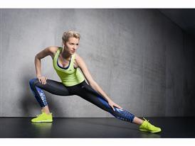 Lena Gercke in adidas Training