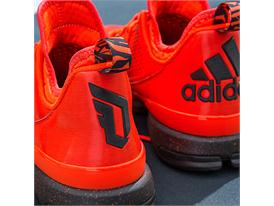 D Lillard 1 Solar Orange Detail 3 Sq