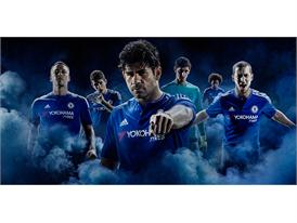 Chelsea Home Jersey for 2015 4