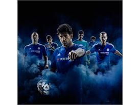 Chelsea Home Jersey for 2015 5