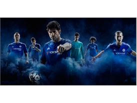 Chelsea Home Jersey for 2015 6