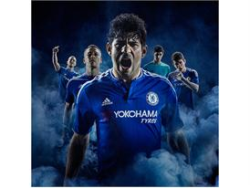 Chelsea Home Jersey for 2015 7