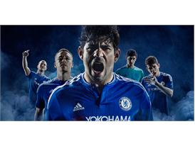 Chelsea Home Jersey for 2015 8