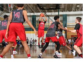 Tremont Waters AdidasUprising Day1